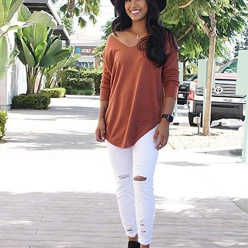 White Jeans everyday 😍 #cellojeans #babesincello-